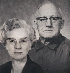 Photo of Lester B. & Clarice King. Link to their story.
