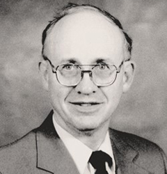 Photo of Dale R. Hill. Link to his story.