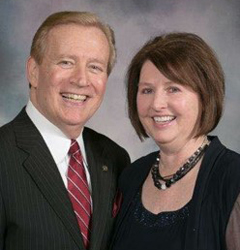 Photo of Robert A. & Candace A. Shively. Link to their story.