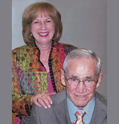 Photo of Frank & Beverly Gaines. Link to their story.